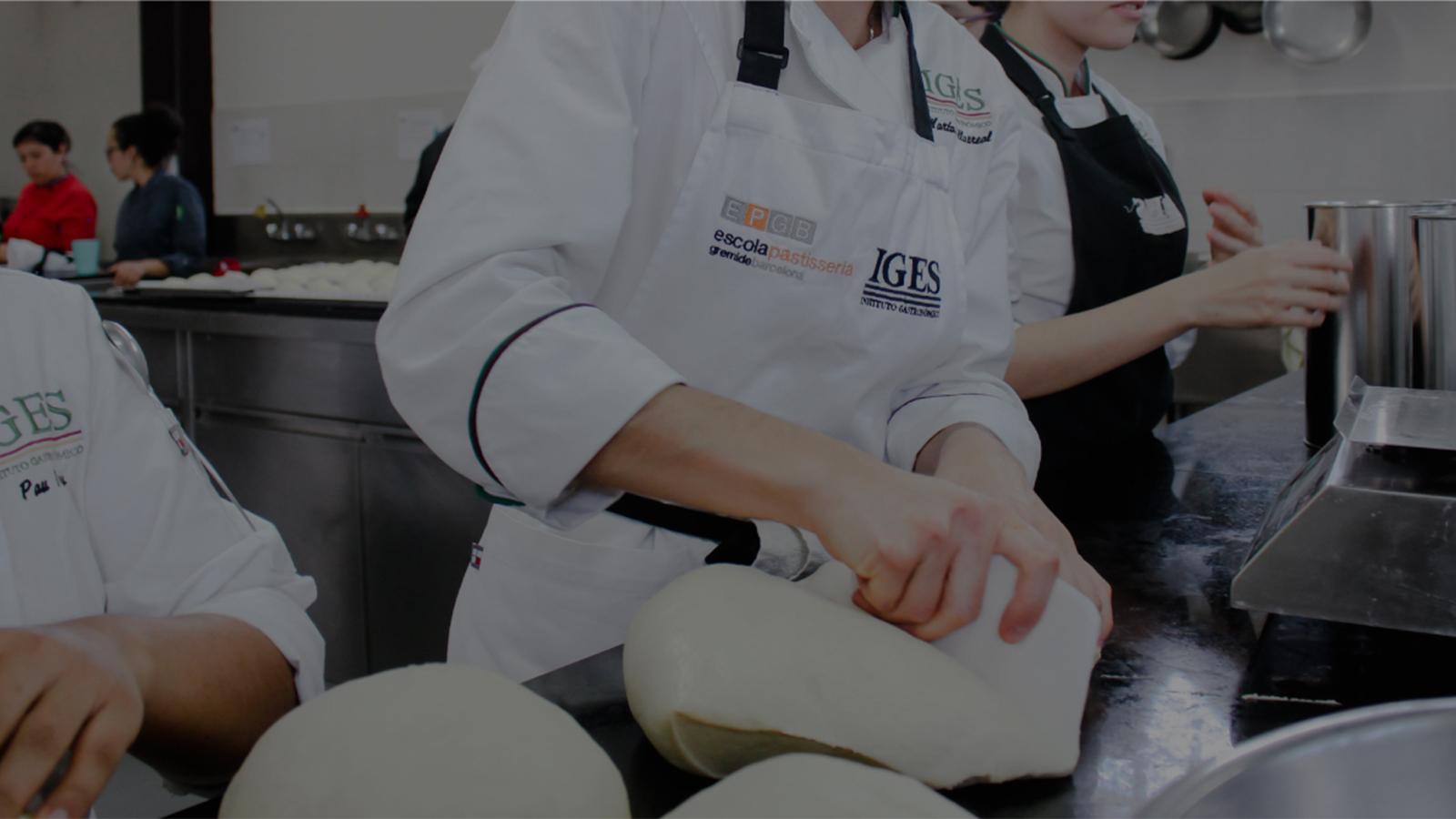 Licenciatura en Artes de Repostería y Panadería