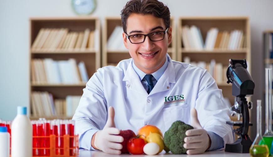 Licenciatura en Innovación Alimentaria