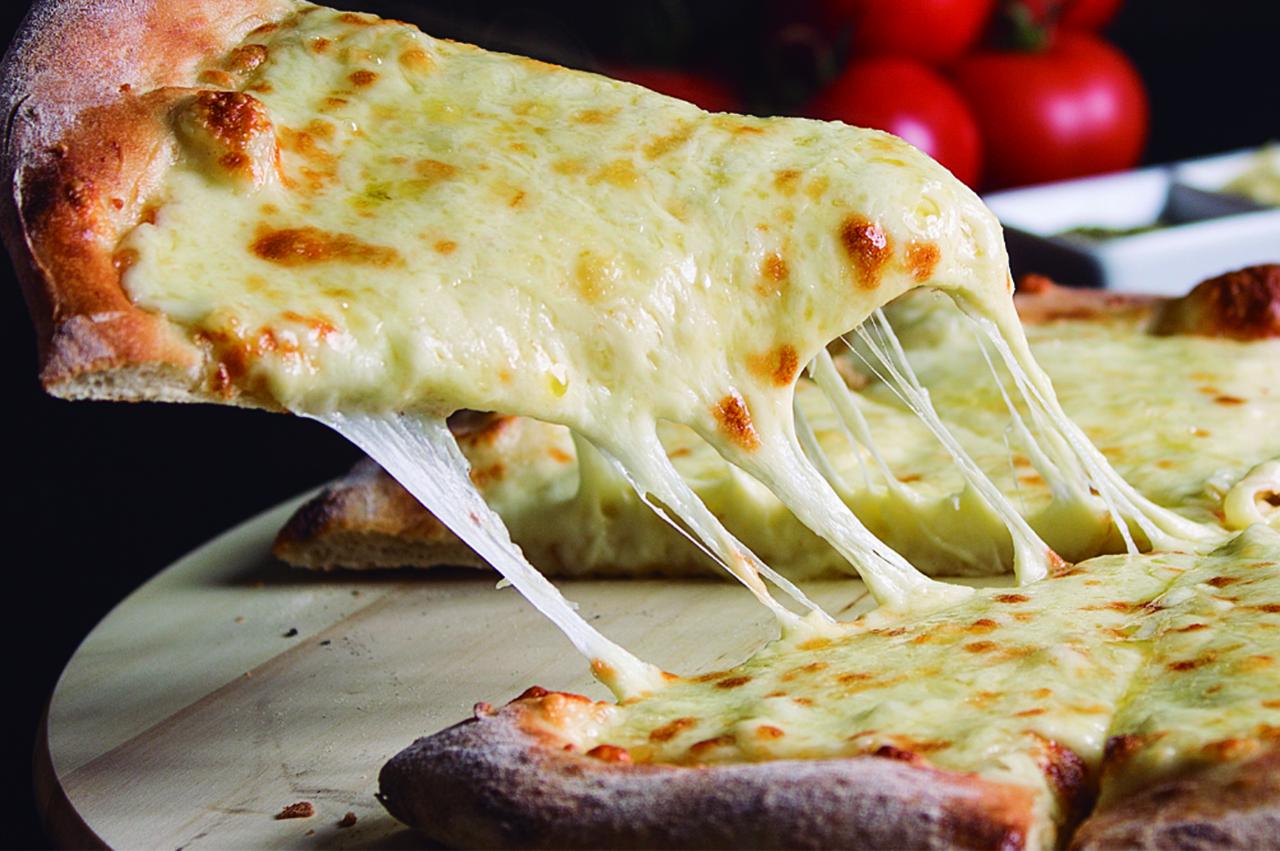 Curso de pizzas gourmet