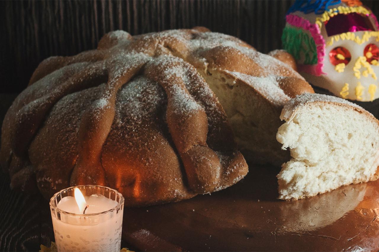 Curso de pan de muerto