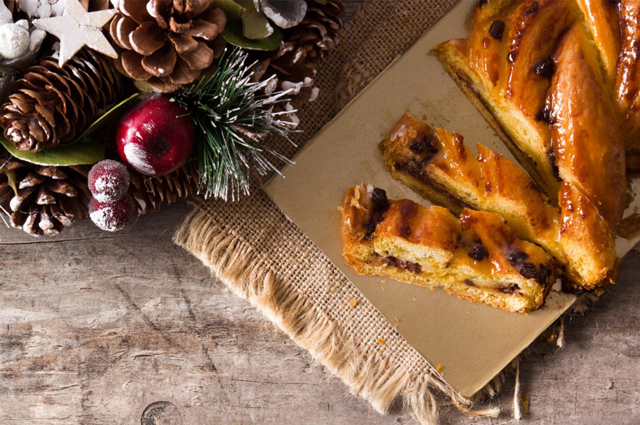 Curso de panadería navideña